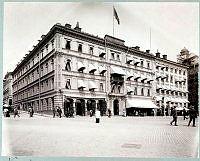 Hotel Rydberg vid Gustaf Adolfs Torg 24.