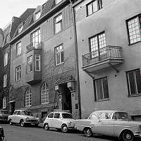 Baldersgatan 9 och 7 t.v..