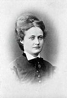 Porträtt av Anna Sandström.