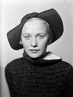 Porträtt av kvinna, Auli.