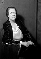 Porträtt av kvinna, Björklund.
