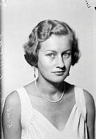 Porträtt av kvinna, Bonde.