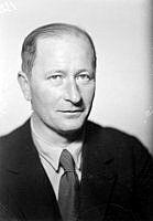 Porträtt av man, Danielsson.