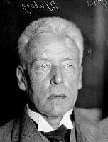 Porträtt av Wilhelm Djurberg.