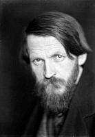 Porträtt av man, Fagerström.