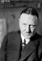 Porträtt av man, Grönberg.