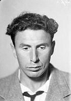 Porträtt av man, Görgensen.