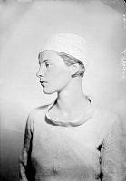 Porträtt av kvinna, Lardi.