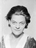 Porträtt av kvinna, Norin.
