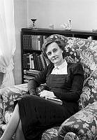 Porträtt av Astrid Lindgren.