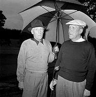 Lidingö golfbana. Oldboymästare i golf.